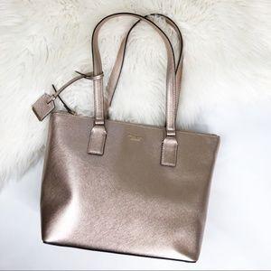 Kate Spade Rose Gold Handbag